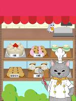 Screenshot 4: 貓和蛋糕店