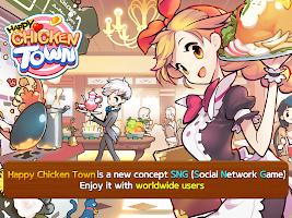 Screenshot 1: Happy Chicken Town