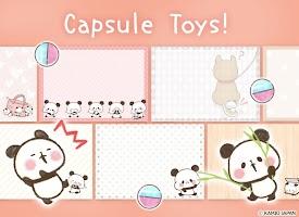 Screenshot 3: 可愛麻糬熊貓 記事本小工具