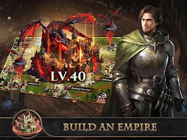 Screenshot 2: King of Avalon: Dragon War | Multiplayer Strategy