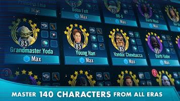 Screenshot 1: Star Wars™: Galaxy of Heroes