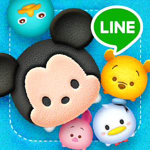 Icon: LINE: Disney Tsum Tsum | Japanese