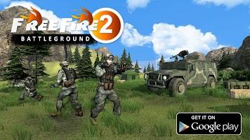 Screenshot 1: Free Fire Survival Battlegrounds 2: FPS Shooting