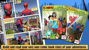 Screenshot 4: Marvel Hero Tales