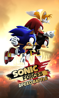 Screenshot 1: Sonic Forces: Speed Battle