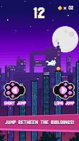Screenshot 2: Cat City — Geometry Jump