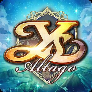 Icon: 伊蘇:阿爾塔戈的五大龍