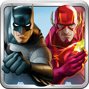 Icon: Batman & The Flash: Hero Run