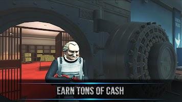 Screenshot 2: Armed Heist: 銀行 槍戰遊戲 - 史詩 射擊遊戲