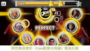Screenshot 1: Glee Forever!