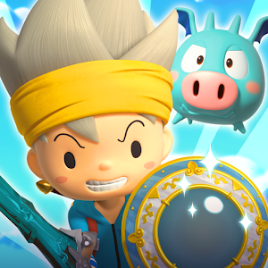 Icon: Snack World Versus