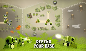 Screenshot 3: 觸控戰爭