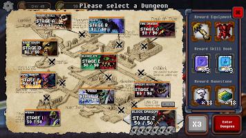 Screenshot 4: Dungeon Princess!