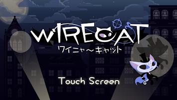 Screenshot 1: Wire Cat