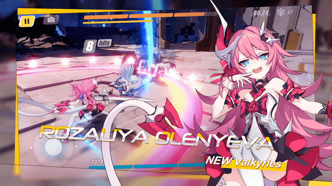 Download] Honkai Impact 3rd (Global) - QooApp Game Store