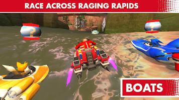 Screenshot 3: Sonic Racing Transformed