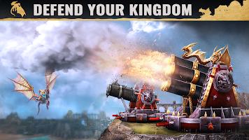 Screenshot 3: War Dragons