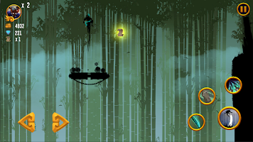 Screenshot 4: 忍者暗影戰士