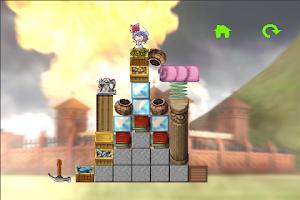 Screenshot 3: 【東方】蕾米莉亞跌落2