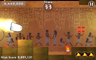 Screenshot 3: Flying Mr. Medjed