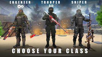 Screenshot 3: Strike Force - Online FPS