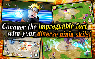 Screenshot 2: NARUTO X BORUTO NINJA VOLTAGE | グローバル版