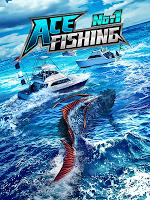 Screenshot 1: Ace Fishing: Paradise Blue