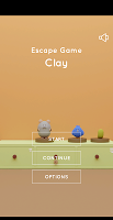 Screenshot 1: 脱出ゲーム Clay