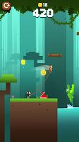 Screenshot 1: Monkey Ropes