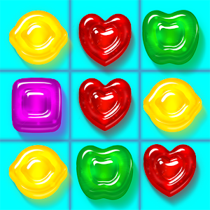 Icon: Gummy Drop! – Free Match 3 Puzzle Game