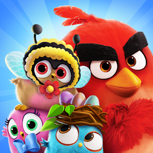 Icon: Angry Birds Match - Free Casual Puzzle Game