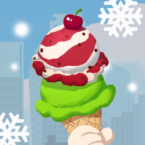 Icon: 아이스크림 타워