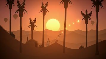 Screenshot 3: Alto's Odyssey