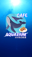 Screenshot 1: Room Escape Game : CAFE AQUARIUM