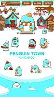 Screenshot 1: ペンギンタウン -女の子に人気のカワイイ育成ゲーム