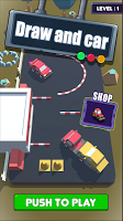 Screenshot 1: Draw Car : Park Master