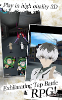 Screenshot 3: 東京喰種[:re birth] (英文版)