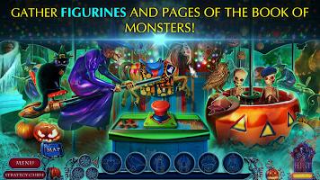 Screenshot 3: Hidden – Halloween Chronicles: Evil Behind a Mask
