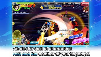 Screenshot 2: KINGDOM HEARTS Unchained χ (KHUx) | English