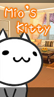 Screenshot 1: Mio's Kitty - Neko Story -