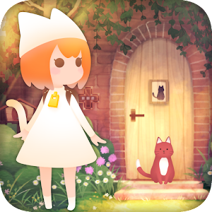 Icon: 탈출게임 길잃은 고양이의 여행 - Stray Cat Doors -