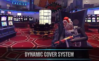 Screenshot 4: Armed Heist: 銀行 槍戰遊戲 - 史詩 射擊遊戲