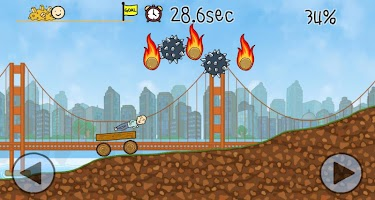 Screenshot 3: Lazy Rider