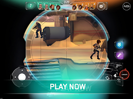 Screenshot 3: Rise: Shooter Arena