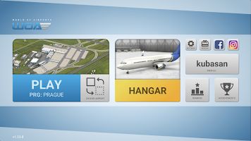 Screenshot 2: World of Airports