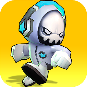 Icon: Beat Run:Skull in Zombie World