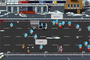 Screenshot 2: Infectonator Hot Chase