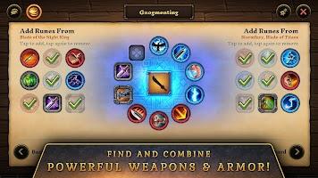 Screenshot 3: 村民與英雄