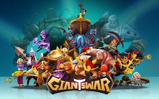 Screenshot 1: Giants War