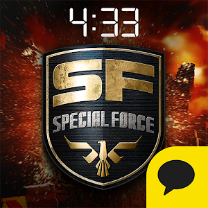 Icon: SPECIAL FORCE  for Kakao